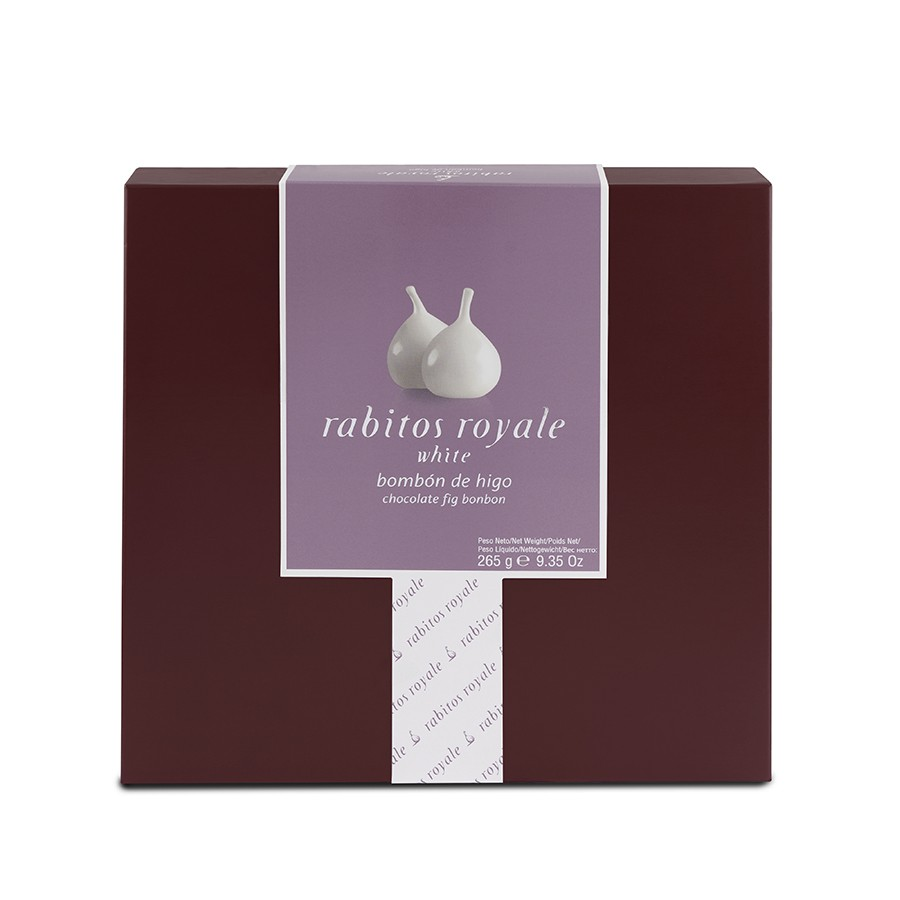Rabitos Royale White 265 g